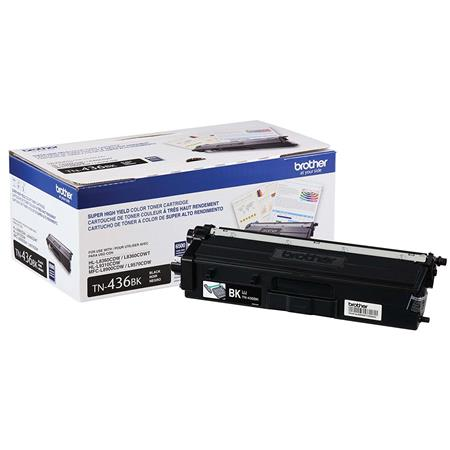 Brother TN436BK Black Original Extra High Capacity Toner Cartridge