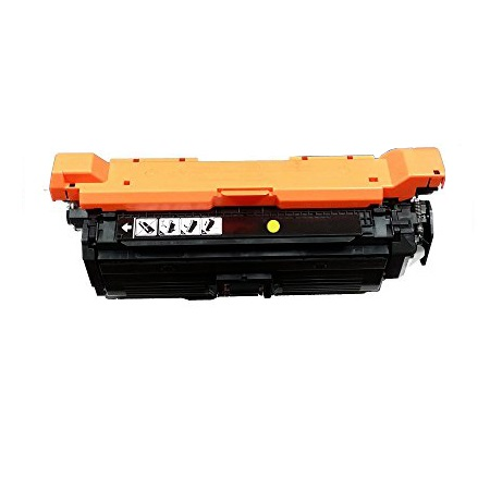 HP 654A Yellow Remanufactured Toner Cartridge (CF332A)
