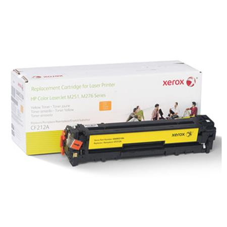 Xerox Premium Replacement Yellow Standard Capacity Toner Cartridge for HP 131A (CF212A)