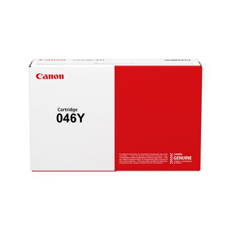 Canon 046Y Yellow Original Standard Capacity Toner Cartridge