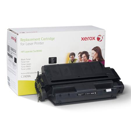 Xerox Premium Replacement Black Extended Capacity Toner Cartridge for HP 09A (C3909A)