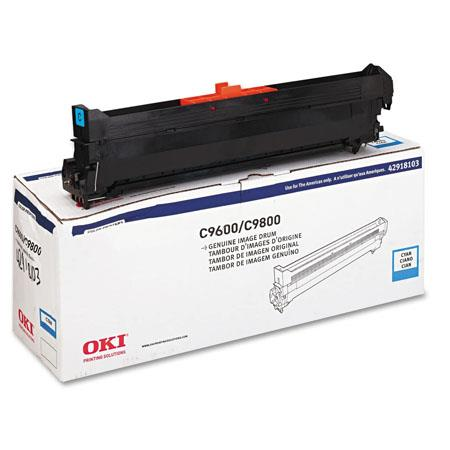 OKI 42918103 Cyan Original Drum Unit