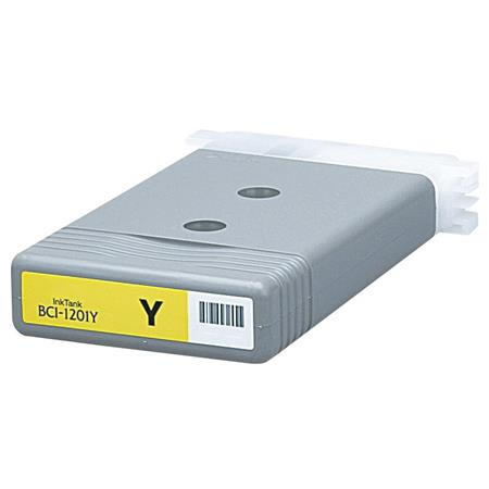 Compatible Yellow Canon BCI-1201Y Ink Cartridge (Replaces Canon 7340A001)
