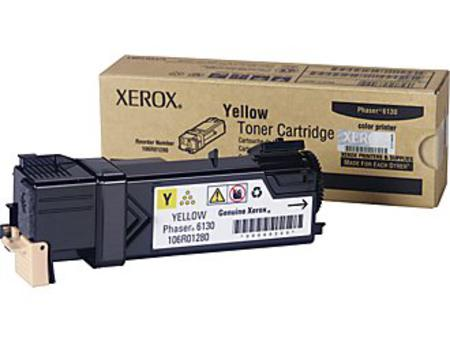 Xerox 106R01280 Yellow Original Toner Cartridge