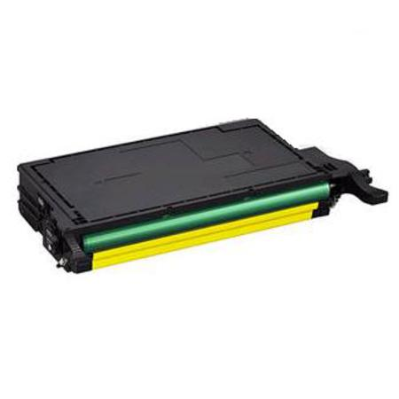Compatible Yellow Samsung CLP-Y660B High Yield Toner Cartridge