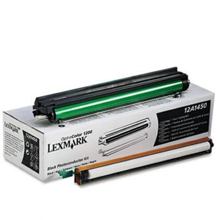 Lexmark 12A1450 Original Black Photoconductor Kit