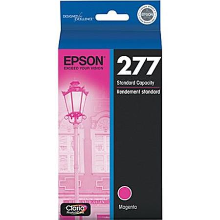 Epson 277 (T277320) Magenta Original Claria Ink Cartridge