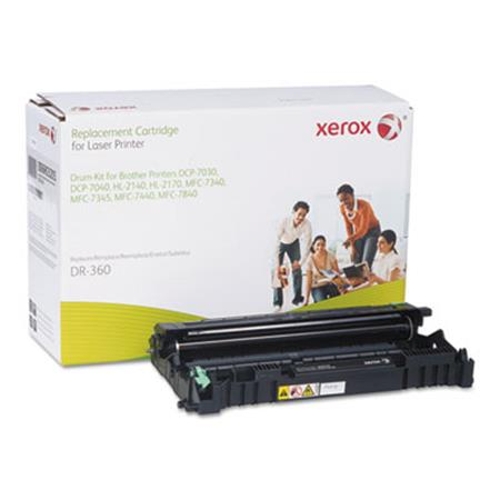 Xerox Premium Replacement Black Drum Unit for DR360