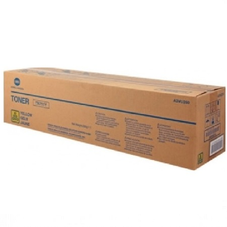 Konica Minolta TN711 Yellow Original Toner Cartridge