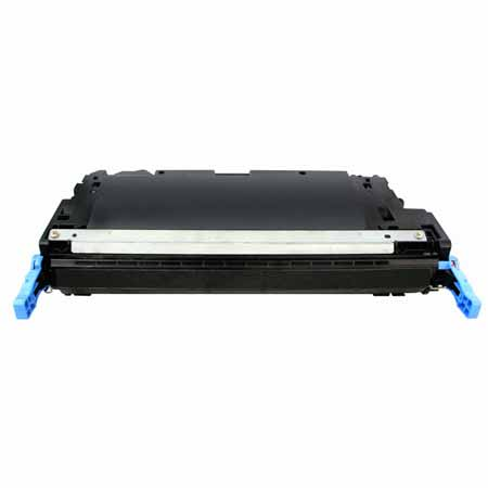 HP Color LaserJet Q6470A Black Remanufactured Print Cartridge