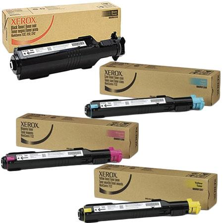 006R01318 Full Set Original Toner Cartridges