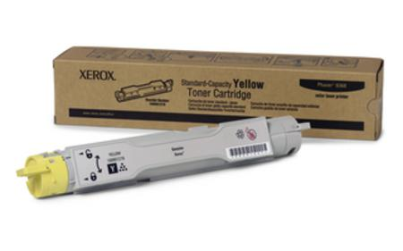 Xerox 106R01216 Yellow Original Toner Cartridge
