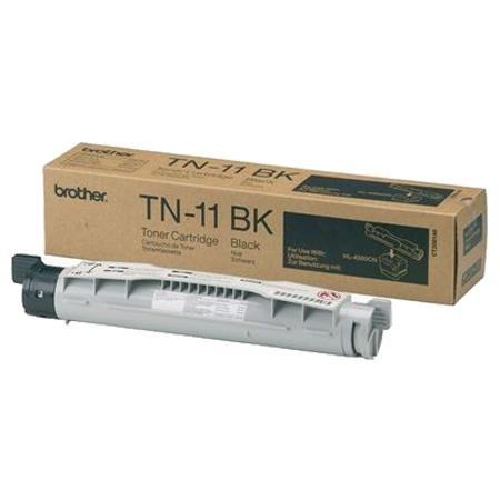 Brother TN11BK Original Black Laser Toner