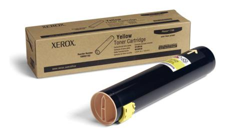 Xerox 106R01162 Yellow Original Toner Cartridge