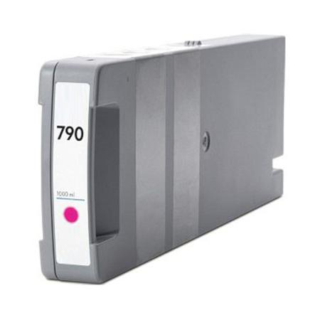 HP 790 Magenta Remanufactured Ink Cartridge (CB273A)