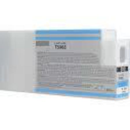 Compatible Light Cyan Epson T5965 Ink Cartridge (Replaces Epson T596500)