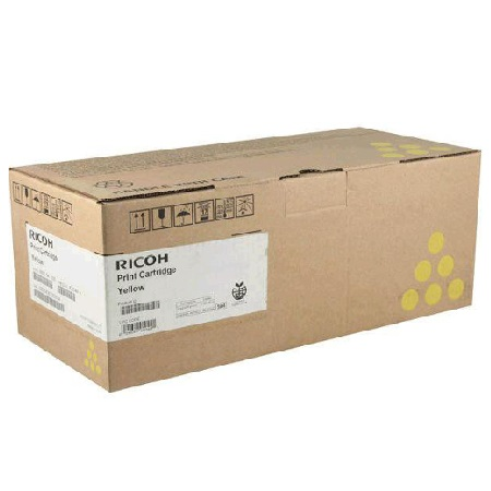 Ricoh 406478 Yellow Original Toner Cartridge