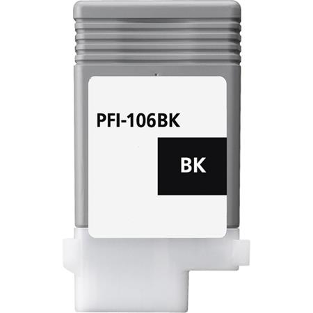 Canon PFI-106BK (6621B001AA) Black Compatible Ink Cartridge