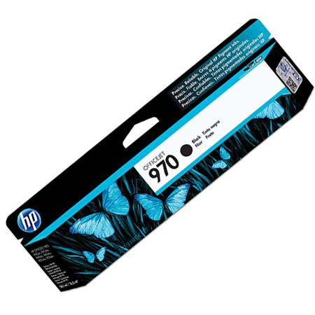 HP 970 Black Original Standard Capacity Ink Cartridge (CN621AM)