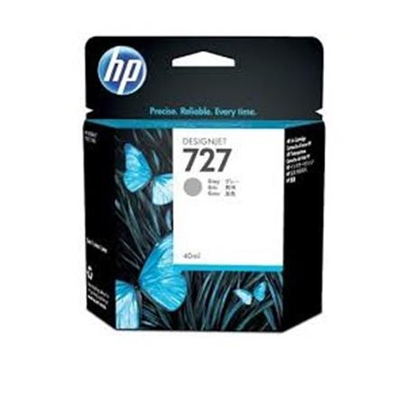 HP 727 Grey Original Standard Capacity Ink Cartridge