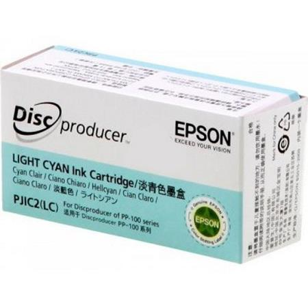 Epson PJ1C2 (S020448) Light Cyan Original Ink Cartridge