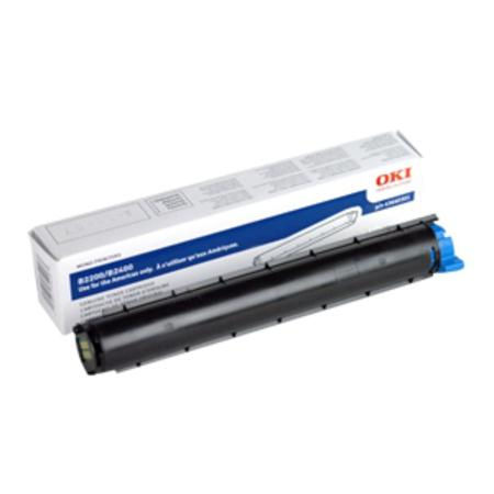 OKI 43640301 Black Original Toner Cartridge