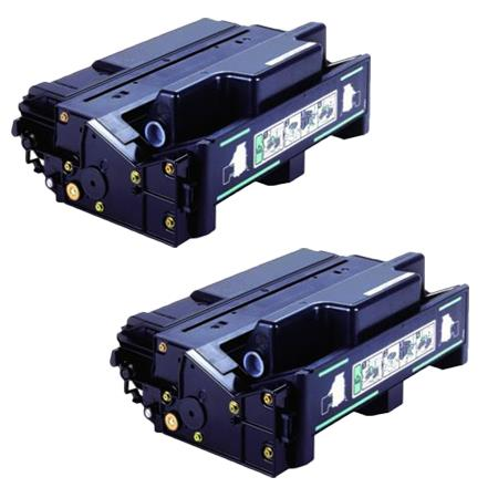 Clickinks 400942 Black Remanufactured Toner Cartridge Twin Pack