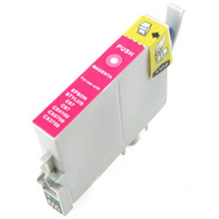 Epson T0883 (T088320) Moderate Use Magenta Remanufactured Ink Cartridge