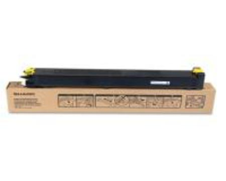 Sharp MX27NTYA Yellow Original Toner Cartridge