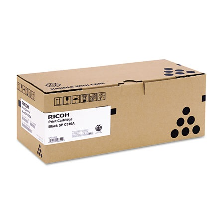 Ricoh 406475 Black Original Toner Cartridge