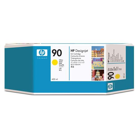 HP 90 (C5065A) Yellow Original High Capacity Ink Cartridge