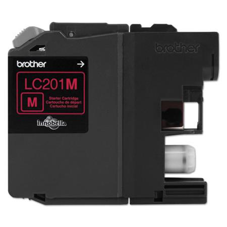 Brother LC201M Magenta Original Standard Capacity Ink Cartridges