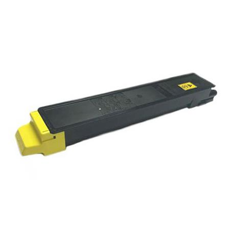 Compatible Yellow Kyocera TK-897Y Toner Cartridge
