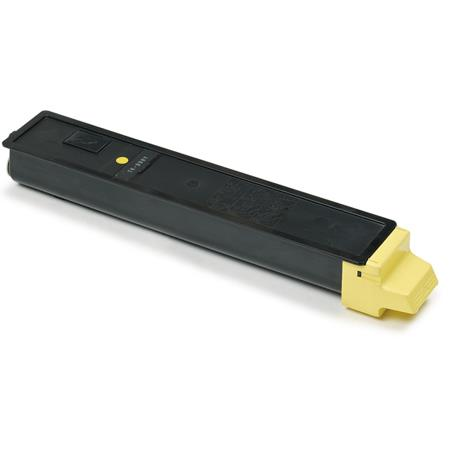 Kyocera Mita TK-8317Y Yellow Remanufactured Toner Cartridge