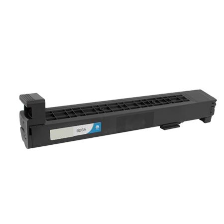 HP 826A Cyan Remanufactured Toner Cartridge (CF311A)