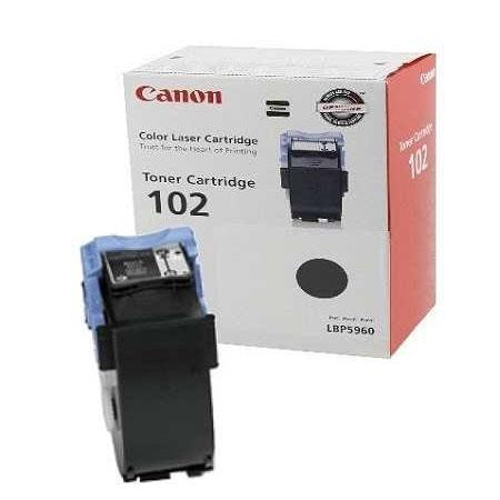 Canon CRG-102 Black Original Toner Cartridge