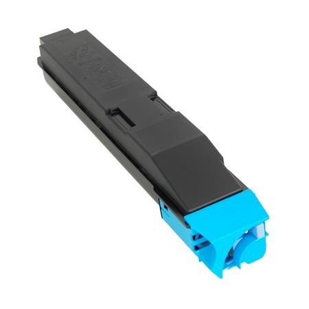 Kyocera Mita TK-8307C Cyan Remanufactured Toner Cartridge
