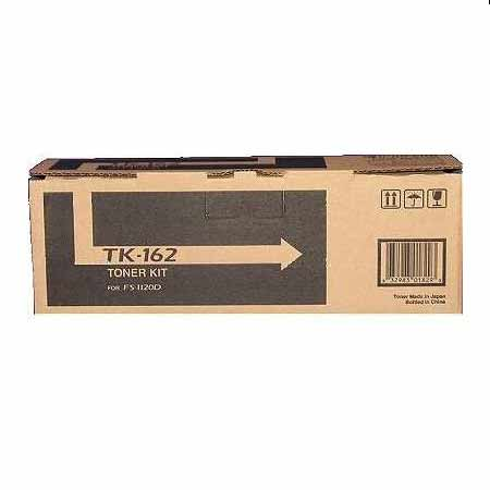 Kyocera Mita TK-162 Black Original Toner Cartridge