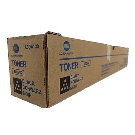 Konica Minolta TN324K Black Original Toner Cartridge (A8DA130)