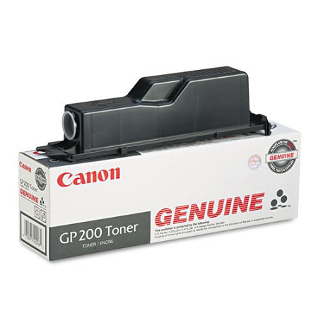 Canon GP-200 Original Black Toner Cartridge (1388A003AA)