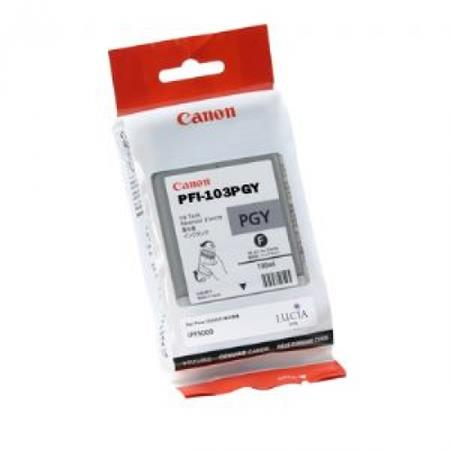 Canon PFI-103PGY Photo Grey Original Ink Cartridge