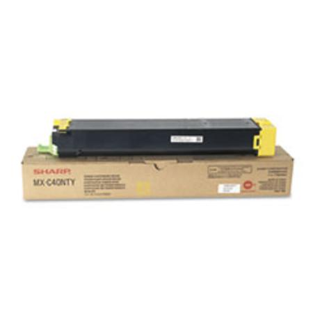 Sharp DXC40NTY Yellow Original Toner Cartridge