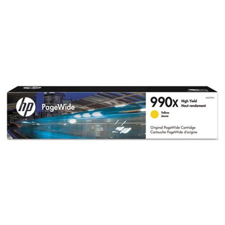 HP 990X (M0J97AN) Yellow Original High Capacity PageWide Cartridge
