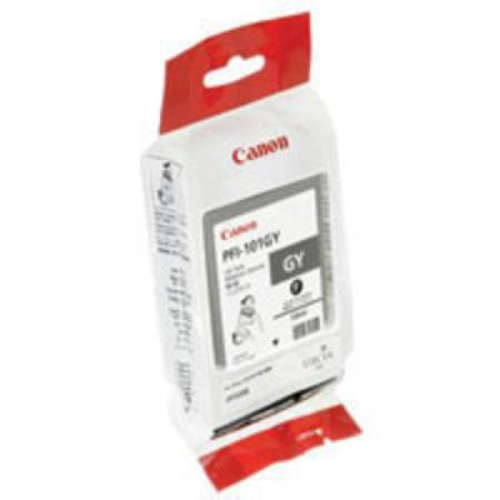 Canon PFI-101GY Grey Original Ink Cartridge