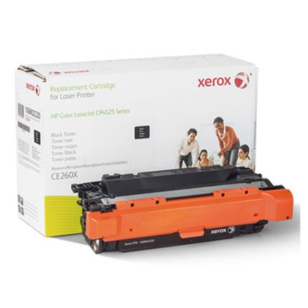 Xerox Premium Replacement Black High Capacity Toner Cartridge for HP 647X (CE260X)