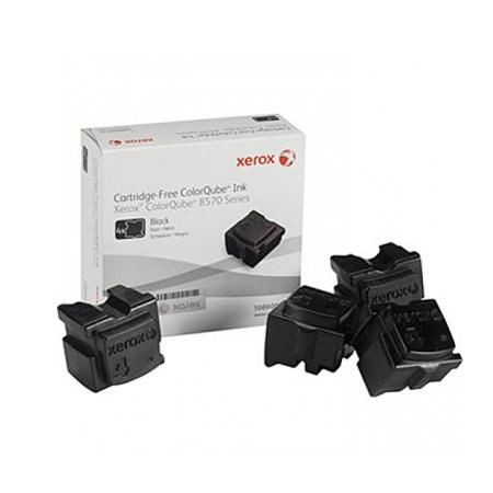 Xerox 108R01017 Black Original Solid Ink Cartridge 6 pack