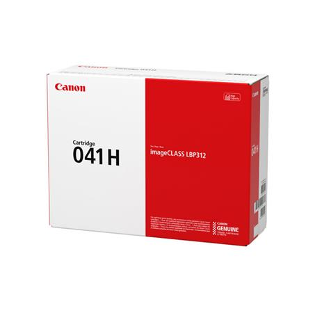 Canon 041HBK Black Original High Capacity Toner Cartridge (0453C001)