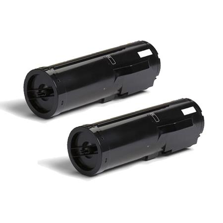 Compatible Twin Pack Black Xerox 106R03582 Toner Cartridges