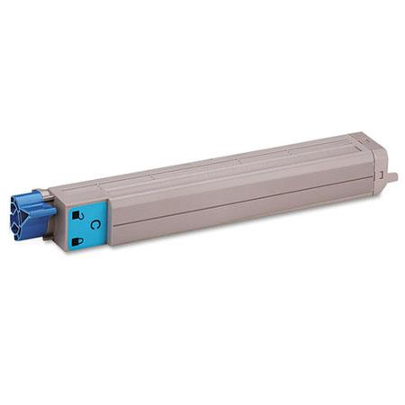 OKI 42918983 Cyan Remanufactured Toner Cartridge