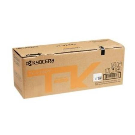 Kyocera 1T02TXAUS0 (TK-5292Y) Yellow Original Standard Capacity Toner Cartridge